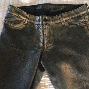 EXPRESS - Stella Regular Fit Low Rise Jean Legging